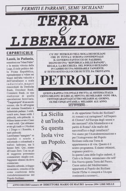 pag petrolio 1994