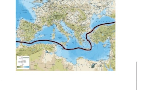 mediterraneo muro